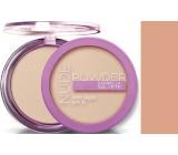 Gabriella Salvete Nude Powder matující kompaktní pudr SPF 15 04 8 g