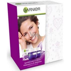 Garnier Essentials Vital Active 55+ denní krém proti vráskám 50 ml + Essentials Vital Active 55+ noční krém proti vráskám 50 ml, kosmetická sada