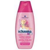 Schauma Kids Girl dívčí jahodový šampon a balzám 250 ml