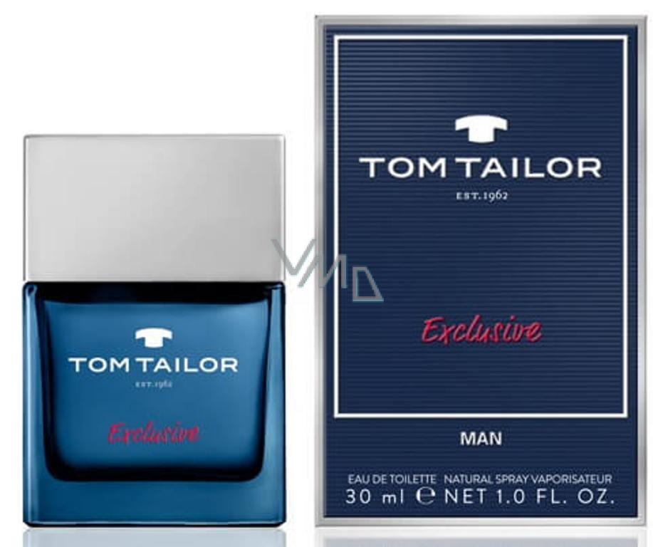 schön billig retro großer Diskontverkauf Tom Tailor Exclusive Man toaletní voda 30 ml