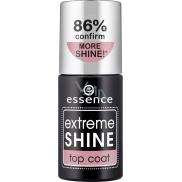 Essence Extreme Shine Top Coat krycí lak na nehty 8 ml