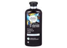 Herbal Essences Hydrate Coconut Milk Kondicionér s kokosovým mlékem, pro lesklé a hydratované vlasy, bez parabenů 360 ml