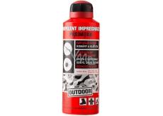 Predator Repelent Outdoor voděodolná repelentní impregnace odpuzuje a hubí komáry a klíšťata 200 ml