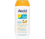 Astrid Sun Kids OF50 mléko na opalování 200 ml