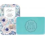 Bohemia Gifts Mrtvé moře ručně vyráběné toaletní mýdlo s glycerinem v plechové krabičce 80 g