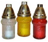 Admit Lampa skleněná 18 cm 50 g LA 19 K různé barvy