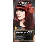 Loreal Paris Préférence Féria barva na vlasy P37 intenzivní tmavá červená