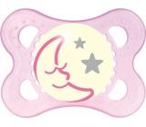 Mam Night ortodontické šidítko svítící 0-6 měsíců různé vzory a barvy 1 kus