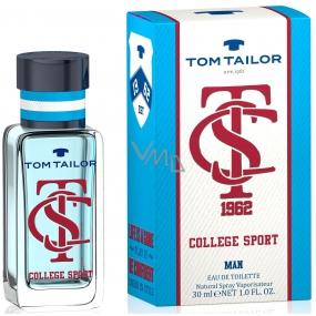 Tom Tailor College Sport Man toaletní voda 30 ml