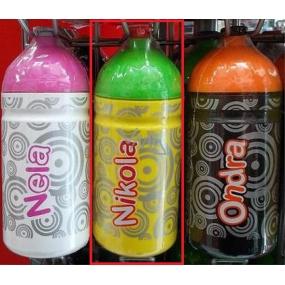 Nekupto Láhev pro zdravé pití s názvem Nikola 0,5 l 1 kus