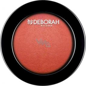 Deborah Milano Hi-Tech Blush tvářenka 62 Coral 10 g