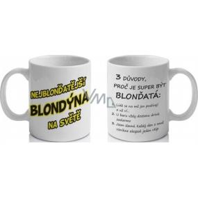 Albi Hrnek pro blondýnu 310 ml
