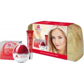Dermacol BT Cell lifting cream Intenzivní liftingový krém 50 ml + BT Cell Lifting Cream Eye & Lip Intenzivní liftingový krém na oči a rty 15 ml + etue, kosmetická sada