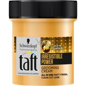 Taft Looks Irresistible Power Grooming Cream stylingový krém na vlasy 130 ml