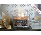 Lima Aroma Dreams Orient aromatická svíčka sklenička s víčkem 300 g