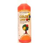 Kittfort Color Line tekutá malířská barva Broskev 100 g