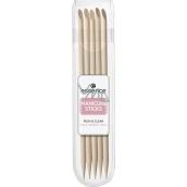 Essence Manicure Sticks tyčinky z růžového dřeva 5 kusů