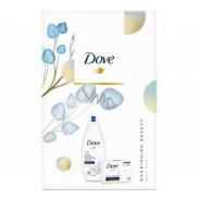 Dove Nourishing Deeply sprchový gel 250 ml + Original toaletní mýdlo100 g kosmetická sada