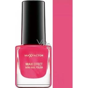 Max Factor Max Effect Mini Nail Polish lak na nehty 33 Lollipop 4,5 ml