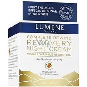 Lumene Complete Rewind Recovery Night Cream intenzivní noční krém 50 ml