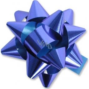 Nekupto Hvězdice velká metal modrá HY 13040 8 cm