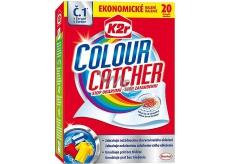 K2r Colour Catcher Stop obarvení prací ubrousky 20 kusů