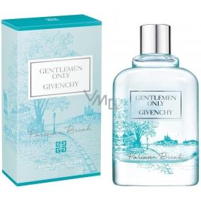 Givenchy Gentlemen Only Parisian Break toaletní voda pro muže 50 ml