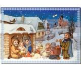 Albi Hrací přání do obálky Betlém Boni Pueri Veselé vánoční hody