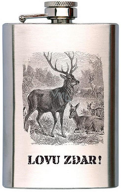 Bohemia Gifts & Cosmetics Placatka na alkohol Jelen 200 ml