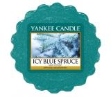 Yankee Candle Icy Blue Spruce - Zledovatělý modrý smrk vonný vosk do aromalampy 22 g