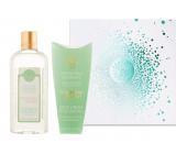 Erbario Toscano Toskánské jaro sprchový gel 250 ml + krém na ruce 100 ml, luxusní kosmetická sada