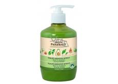 Green Pharmacy Aloe Vera a Avokádo zvlhčující tekuté krémové mýdlo 460 ml