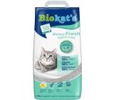 Biokats Fresh Stelivo přírodní s vůní čerstvé jarní trávy 10 kg
