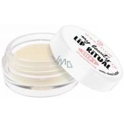 Essence My Beauty Lip Ritual Step 1 peeling na rty s bambuckým máslem 01 Peel it! 6,5 g