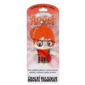 Albi Andělíček strážníček - Školní talisman přívěsek 8,5 cm