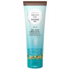 GlySkinCare Arganový olej sprchový gel pro všechny typy 25 ml