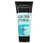 Alberto Balsam Ultra Strong styling gel na vlasy 200 ml