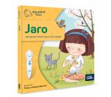 Albi Kouzelné čtení interaktivní minikniha Jaro, věk 2+