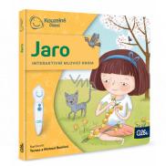Albi Kouzelné čtení Minikniha Jaro pro děti od 2 let