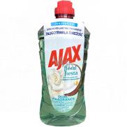 Ajax Floral Fiesta Dual Fragrance Gardenia & Coconut univerzální čisticí prostředek 1 l