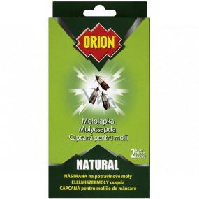 Orion Natural Mololapka nastráha na potravinové moly 2 kusy