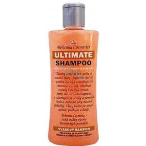 Bohemia Ultimate šampon pro rychle se mastící vlasy 250 ml