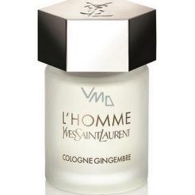Yves Saint Laurent L Homme Cologne Gingembre kolínská voda 100 ml Tester