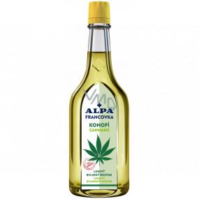 Alpa Francovka Konopí Cannabis lihový bylinný roztok 60 ml