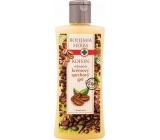 Bohemia Herbs Kofein relaxační krémový sprchový gel 250 g