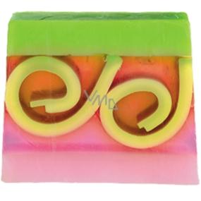 Bomb Cosmetics Svěží spirála - Fruit Loop Přírodní glycerinové mýdlo 100 g