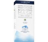Lumene Ultra Sensitive Moisturizing & Calming Mask uklidňující a hydratační maska pro velmi citlivou pleť 75 ml