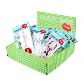 Bohemia Gifts & Cosmetics Barketa dárkových kondomů 24 ks