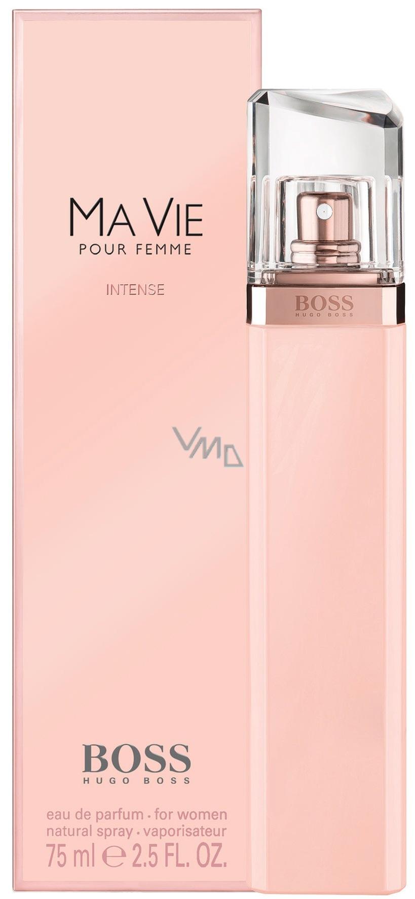 Hugo Boss Ma Vie pour Femme Intense parfémovaná voda 75 ml