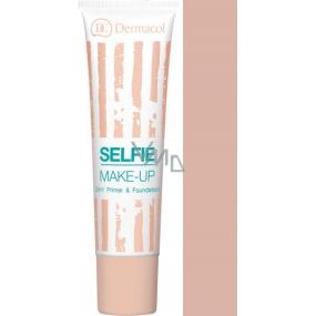 Dermacol Selfie make-up č. 3 25 ml
